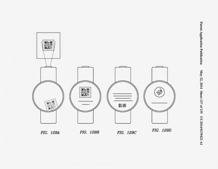 Posible funcionamiento del reloj Samsung con pantalla circular