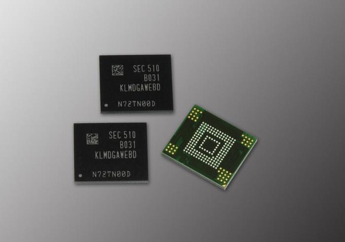 Memorias de 128 GB eMMC 5.0