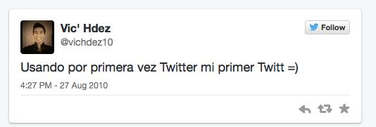Vic twitter