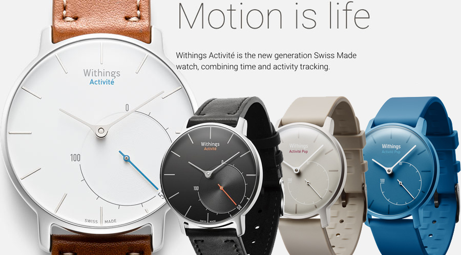 Withings Active para Android