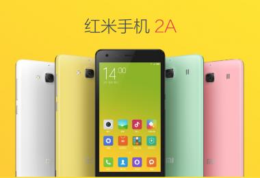 Xiaomi Red 2A, versión aún más económica del Redmi 2