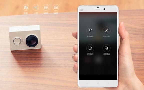 Xiaomi Yi action MWc2015(1)