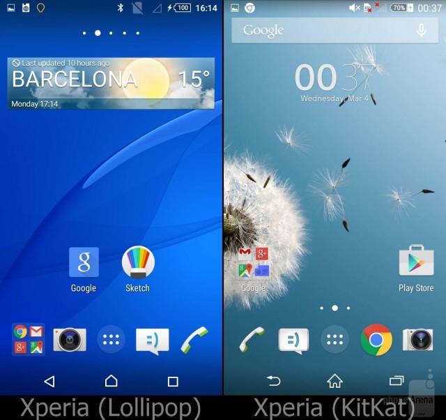 Xperia-Lollipop-vs-KitKat_1-640x602