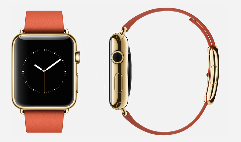 aple watch red