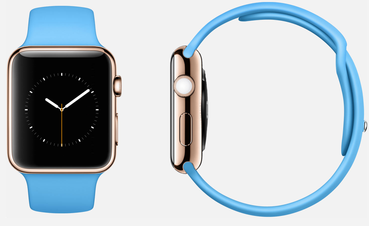 apple watch azul