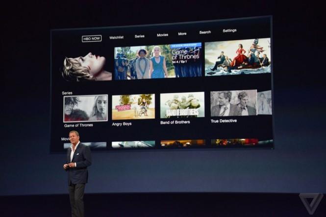 Contenido de HBO ahora en Apple TV