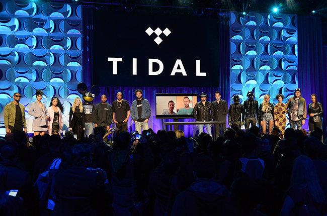 TIDAL es lanzado de la mano de varios artistas