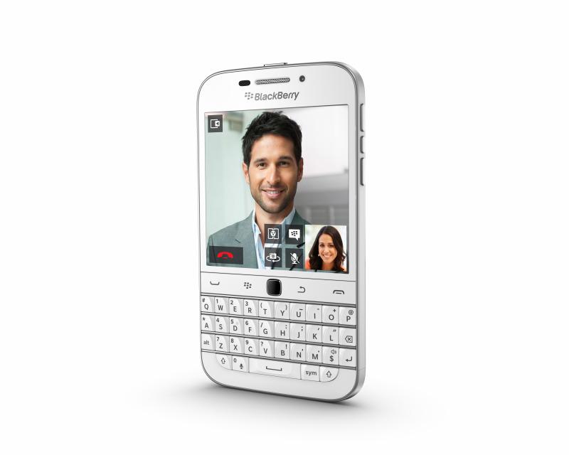 blackberry classic blanco