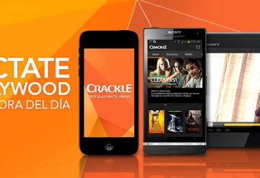 crackle- apps