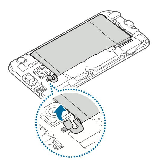 desconectar batería