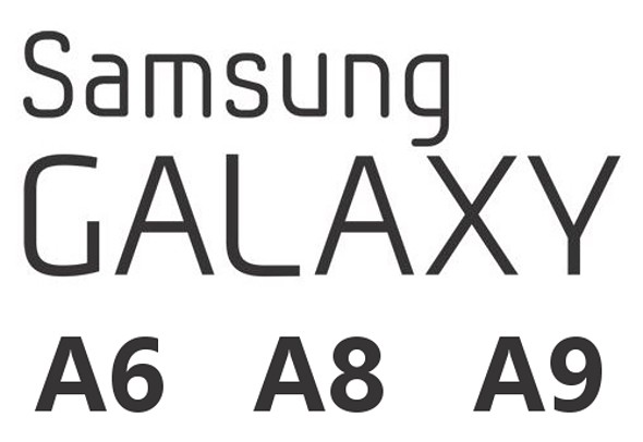 galaxy a6 a8 y a9