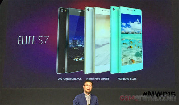 gionee elife S7 2
