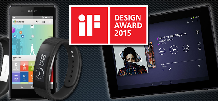 iF Awards Sony
