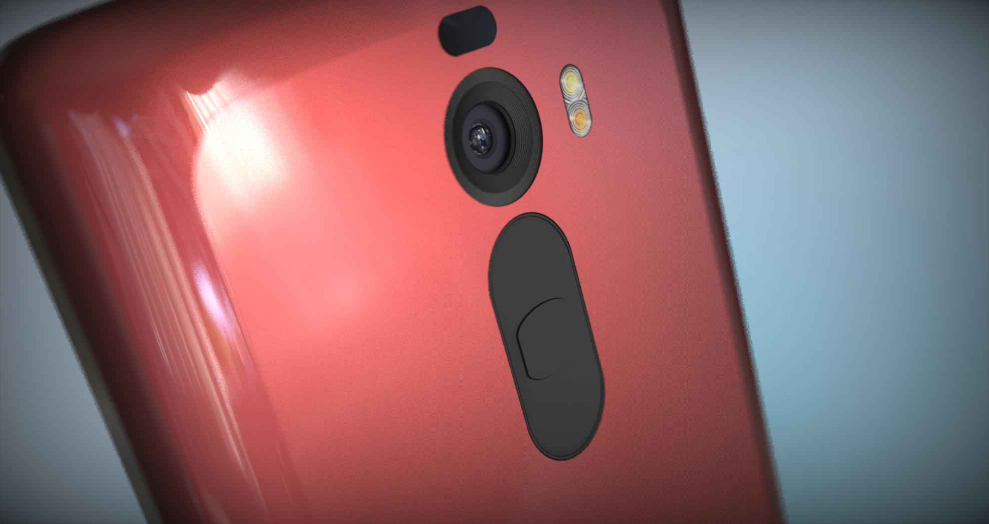 lg g4 rojo