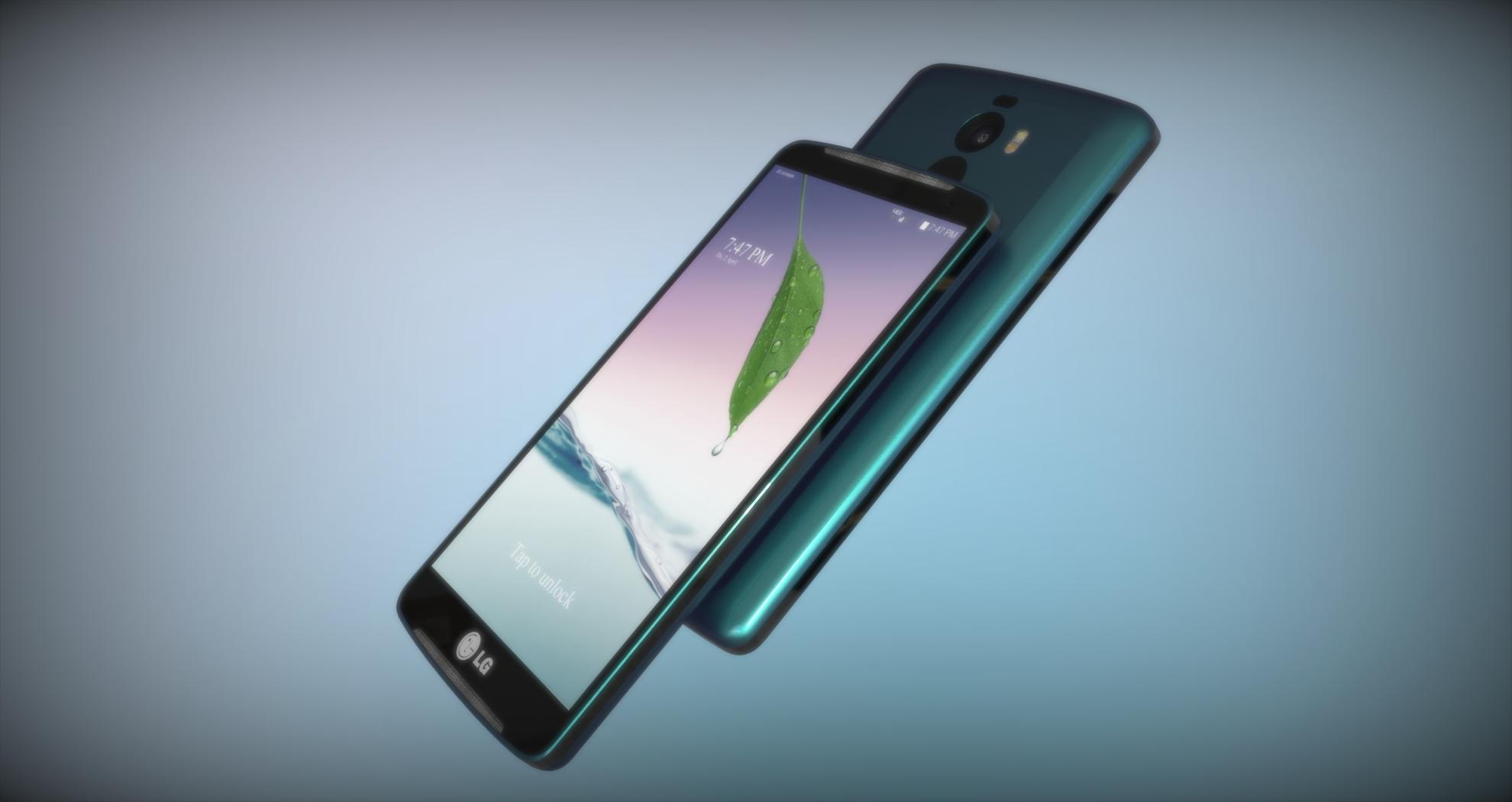 Concepto del LG G4