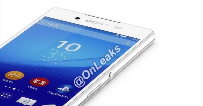 Supuesta imagen el Sony Xperia Z4