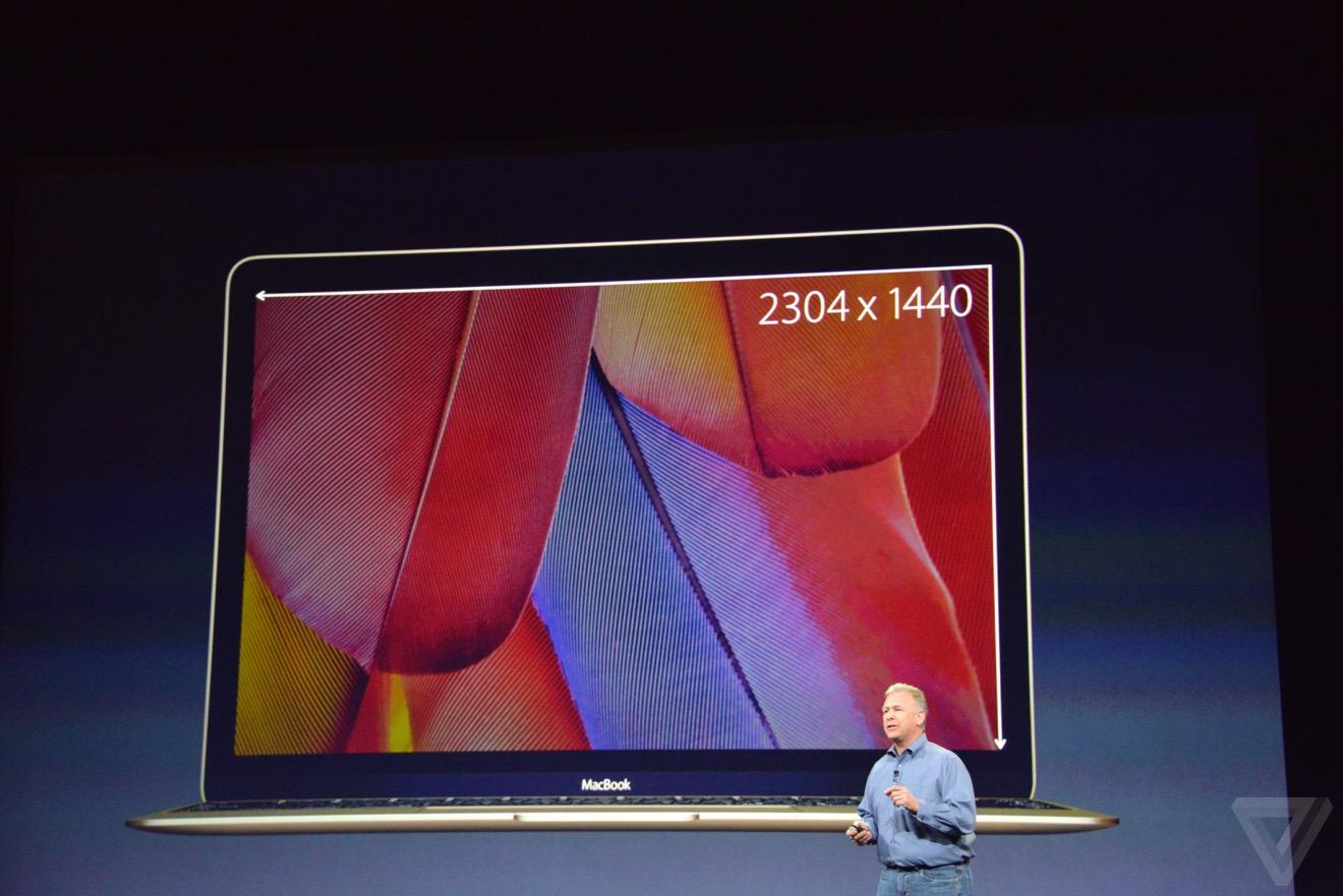 nueva macbook retina display
