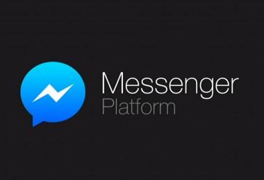 Messenger como plataforma ya tiene su primeras aplicaciones (foto: F8)