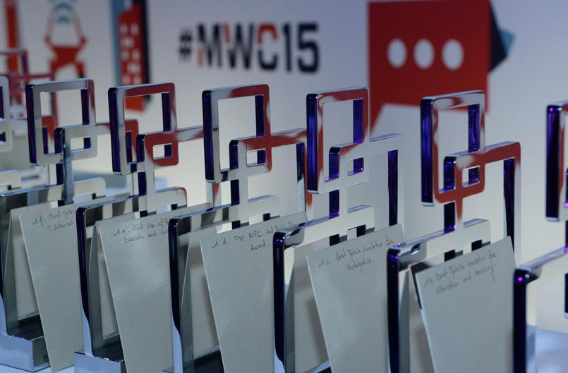premios GSMA 2015