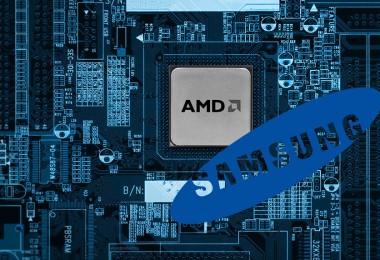 Samsung podría comprar la compañía AMD