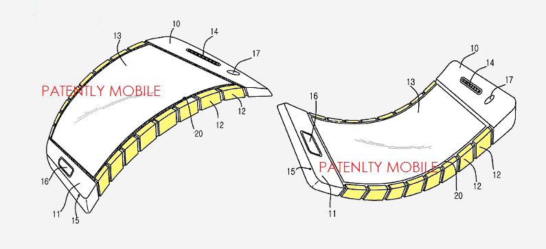 samsung patente