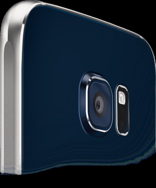 Cámara del Galaxy S6