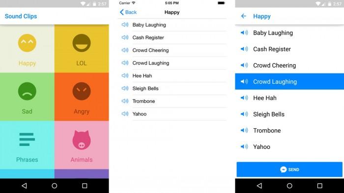 Sound Clips te permitirá expresarte con sonidos (foto: tiendas de aplicaciones)