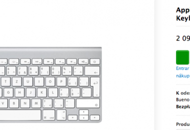 teclado inalambrico de Apple