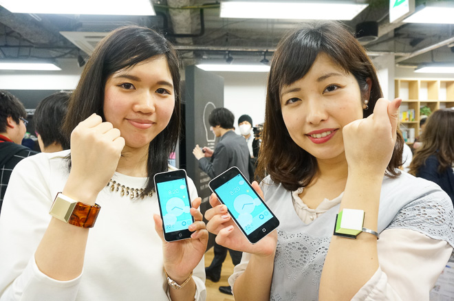wearables japoneses