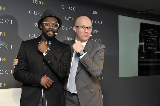 Gucci Timepieces at Baselworld 2015