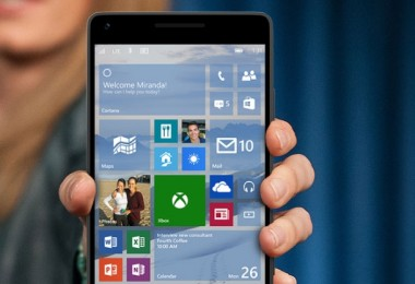 Actualizaciones de Windows 10 Mobile no dependerán de los operadores