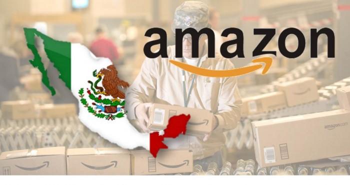 Amazon llegara de manera completa a México en noviembre de 2015