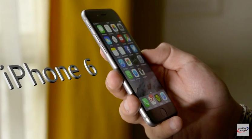 Analisis del iPhone 6 en poderpda
