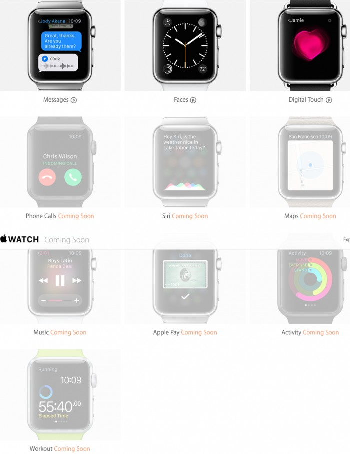 Apple Watch comin soon videos