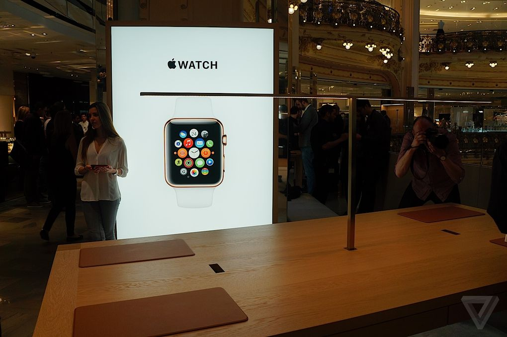 Apple Watch edition mesa