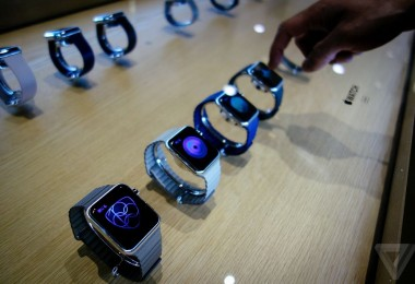 Apple Watch  exhibicion