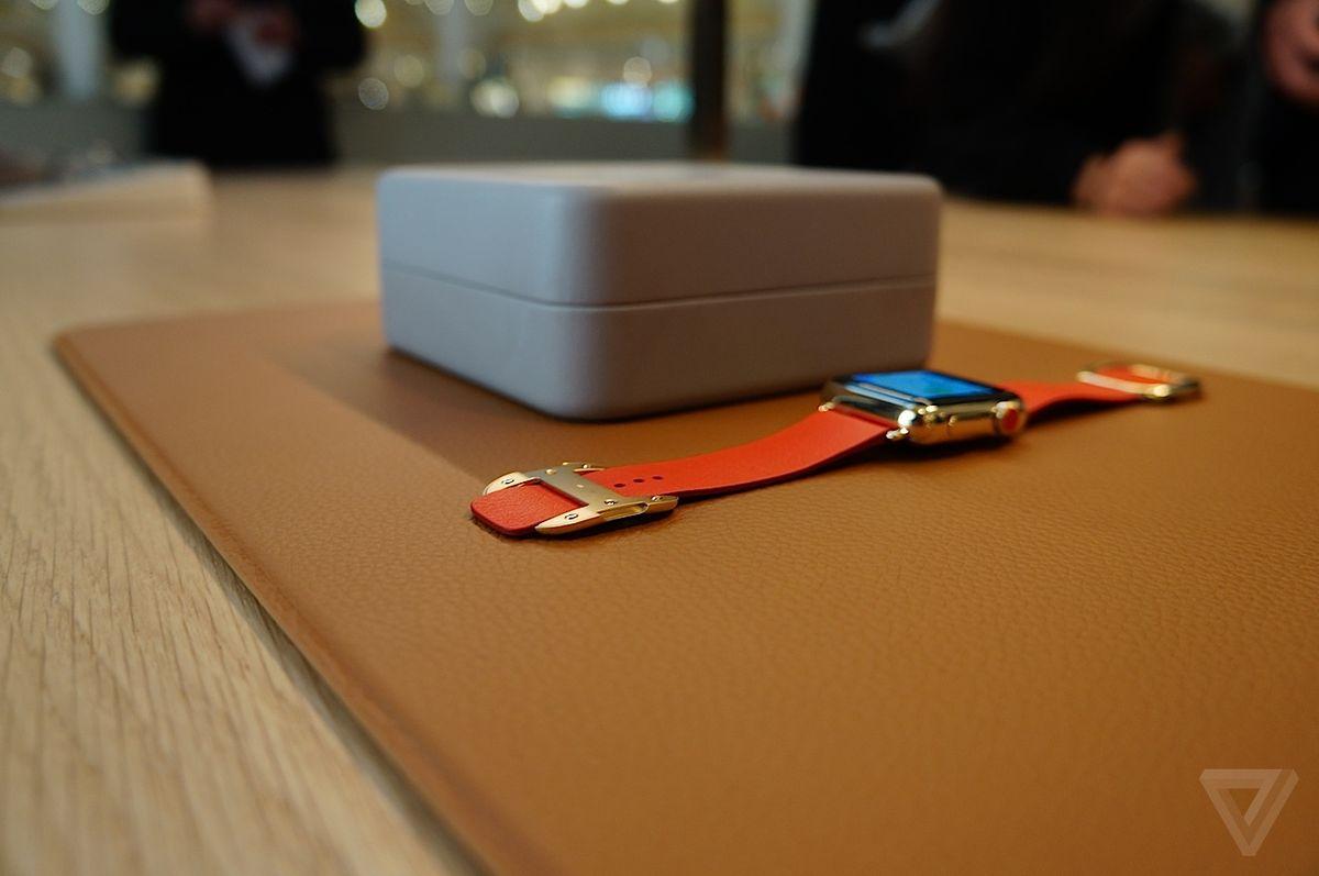 Apple Watch paris