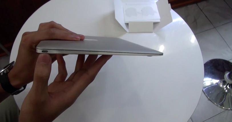 Apple nueva Macbook unboxing