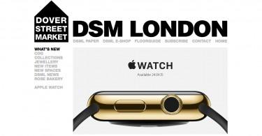DSM London Apple Watch