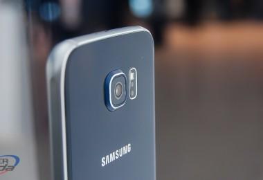 Galaxy S6 durante el MWC 2015