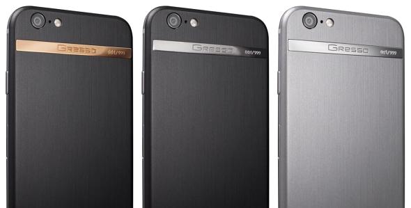 Gresso iphone