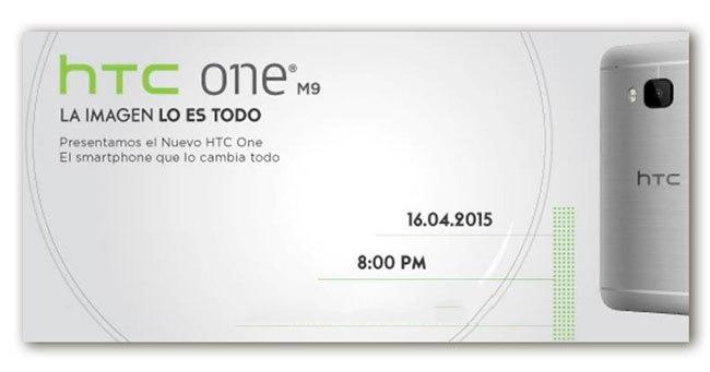 HTC-One-M9-Mexico
