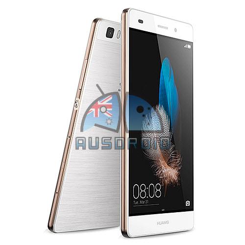 Imagen de prensa del Huawei P8 Lite