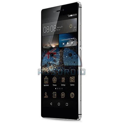 Imagen de prensa del Huawei P8