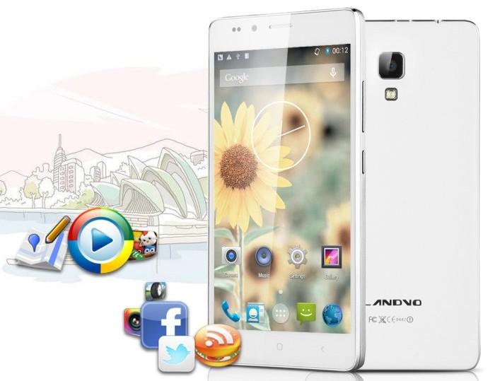 Landvo L500S es el smartphone octa-core más económico de todos
