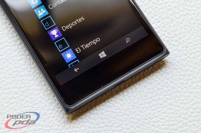 El Lumia 735