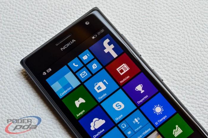 El Lumia 735 es un excelente dispositivo, pero la competencia no se lo pondrá fácil