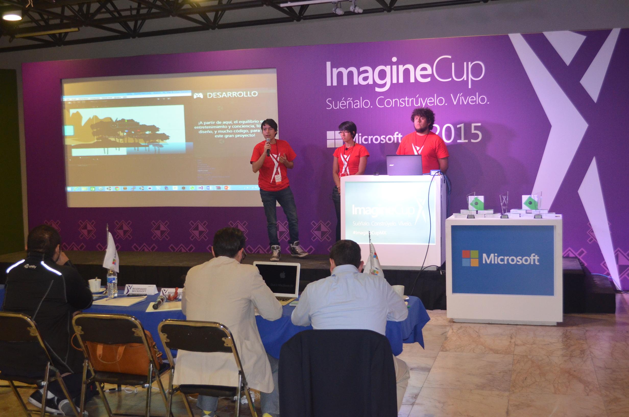 Microsoft Imagine Cup 2015 mx