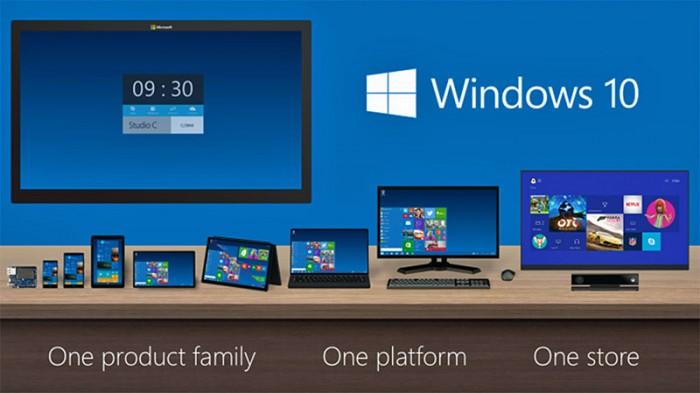 Las aplicaciones de Android podrian funcionar en todos los dispotivos con Windows 10 (Imagen: Microsoft)