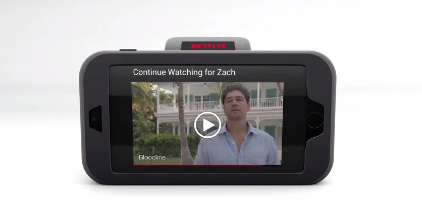 Netflix trollea a Apple en su último video
